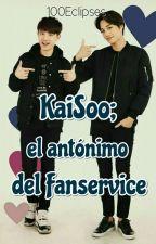 KaiSoo, el antónimo del fanservice. by 100Eclipses