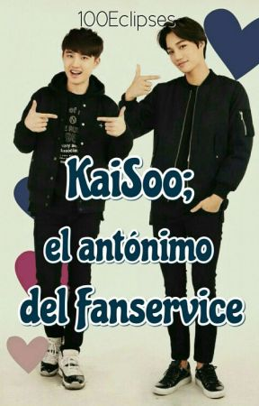 KaiSoo, el antónimo del fanservice. by 100Eclipses