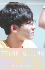 Telor Gulung ; Meanie by moki-protein