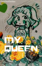 My Queen. [Sprigtrap x Toddy] by CamSan16