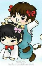 Mi Angel Negro (Yewook)  by karime132
