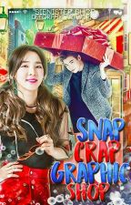 Snap Crap Graphic Shop (VOL. 2)  by sienister