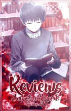 Reviews [First 2 Batches Full] by AnimeBookAwards