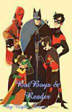 BatBoys X Reader by Night__Snow