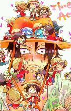 Một Số Doujinshi Về Các Couple Trong One Piece by Sorairo__
