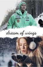 Dream of wings... | Peter Prevc by panna_b