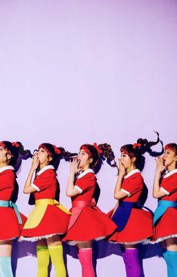 [ Red Velvet Drabbles ] Red Velvet và những câu chuyện.