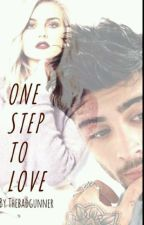 One step to love  Z.M. by thebadgunner