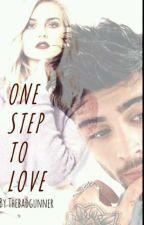 One step to love  Z.M. by MalikGabriella