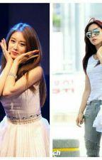 EunJung - JiYeon: My Love ! by myxuyenLTF