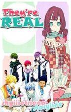 They're Real. (Kuroko no Basket Fanfiction) by shyiiietrina