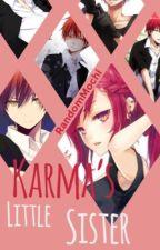 Karma's little sister by RandomMochi