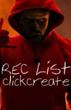 Just Read (REC List) by ClickCreate