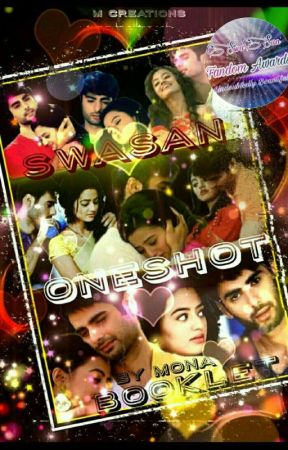 Swasan One Shot Booklet by MonaDarling01