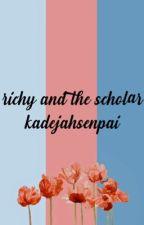 richy and the scholar☆ethan nestor by KadejahSenpai