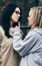 Vauseman behind OITNB by blackrainbow001