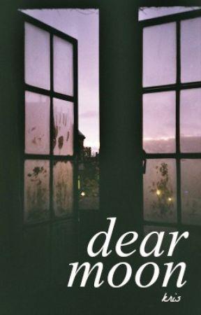 dear moon by okkris
