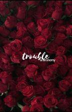 trouble ♡ ksimon/minizerk ✓ by a-stronomy