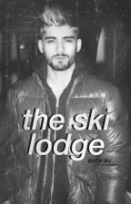 the ski lodge ➳ zarry by sweatshirtzarry