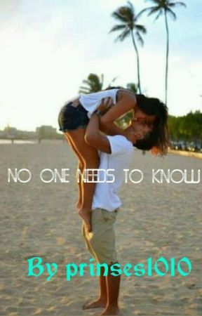 No one needs to know by prinses1010