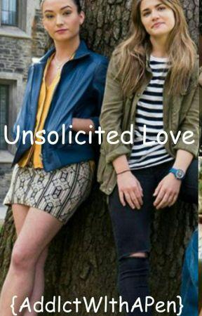 Unsolicited Love by Negovanstein
