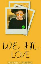 •We In love [Hayes Grier] by Manuelaalmeid_