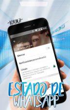 Estado De Whatsapp ☀ Kookmin. by -icychlo-