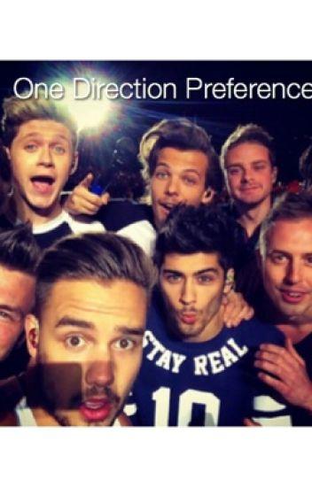 One Direction Preferences - irwinsblog - Wattpad