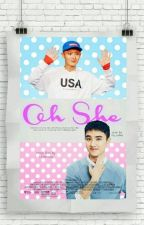 Oh She by LHansoo