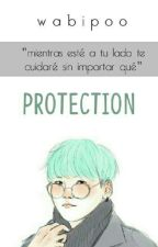 protection » yoonmin. by szergx
