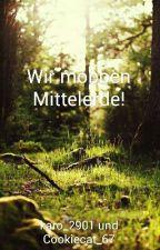 Wir mobben Mittelerde!  by karo_2901