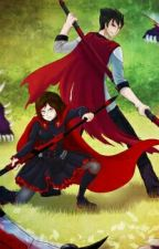 RWBY : Ruby and Qrow by Clato3