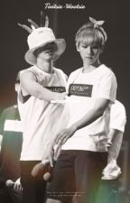 Fond of you. (Chanbaek/Sebaek)  by kookyeoll