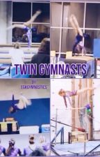 Twin Gymnasts by emilyklinker