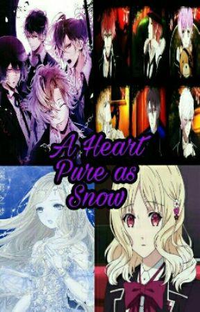 A Heart Pure as Snow {Diabolik Lovers: More Blood} by Kureiji_otaku