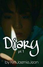 Diary jjk / Vkook  by KimJaemieJeon