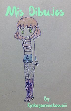Mis dibujos:v by Rinkagaminekawaiii