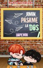 JiMin, Pasáme La Dos ↛HopeMin↚ by JungSeokMin1