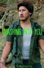 Crashing Into You (MarkiplierxReader) by FanOfStuffAndThings