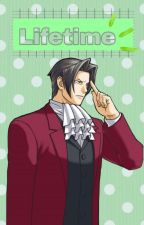 Miles Edgeworth x Reader [One-shot of a lifetime] by fxustus