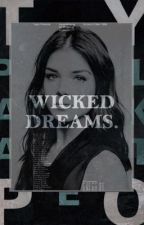 Wicked Dreams ― 𝐒. 𝐂𝐋𝐀𝐅𝐋𝐈𝐍 ✓ by starfragment
