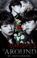 Vampire In Love ➺ Kookmin by puntito_mxchi
