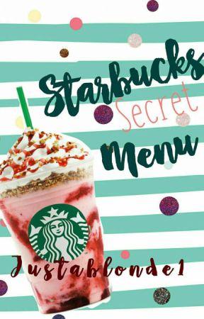 Surprising Starbucks Secret Menu Birthday Cake Cupcake Frappuccino Wattpad Funny Birthday Cards Online Fluifree Goldxyz