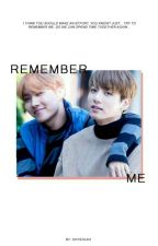 remember me {junghope} by OhMaFer