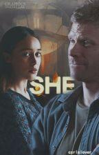 She. {supernatural novel - Lucifer} by cxrlslover