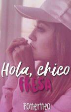Hola, chico fresa. ||Lutteo|| by JessiLangel