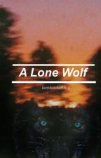 Lone Wolf by iambadatthis