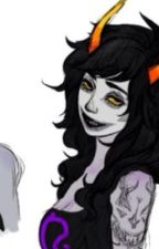 Homestuck Fanfic (my character) by Crayola777