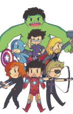 Avengers X Child Reader by Rintarou13