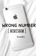 wrong number [ minishaw ] by wroetodixon